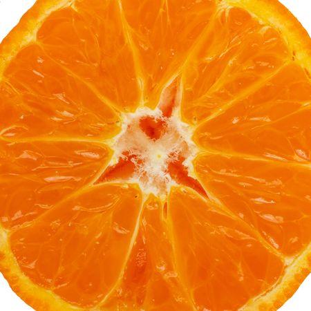Mandarin orange fruit background