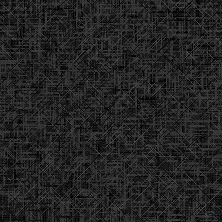 black scratched background, seamless pattern