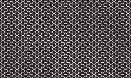 Metal Grate Background. Metallic Texture