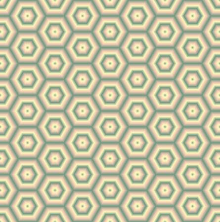 background with hexagonal shapes, seamless pattern