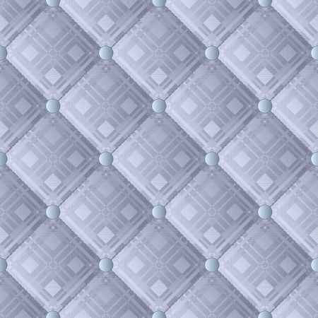 quilted knitwear, seamless pattern