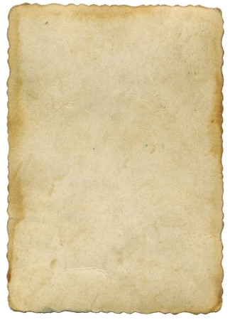 Old yellowed parchment