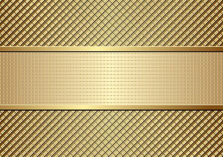 golden textured background with copy space