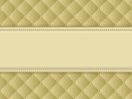 quilted fabric with copy space