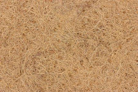 Coconut mat texture
