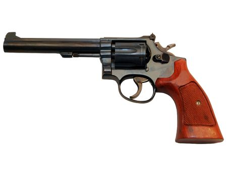 Pistola Archivio Fotografico - 6160379