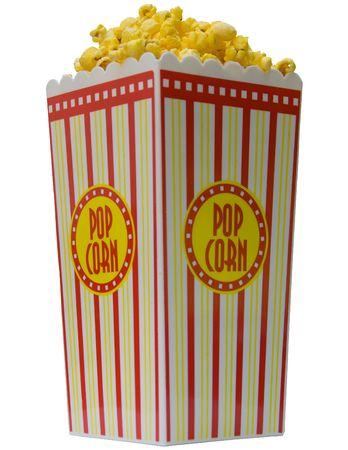 Popcorn  Archivio Fotografico - 7032475
