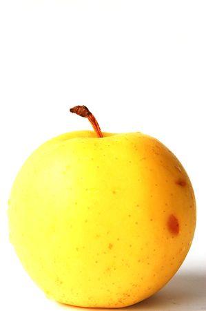 pomme jaune: jaune Apple 2