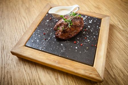 fillet steak: Steak. Inner fillet