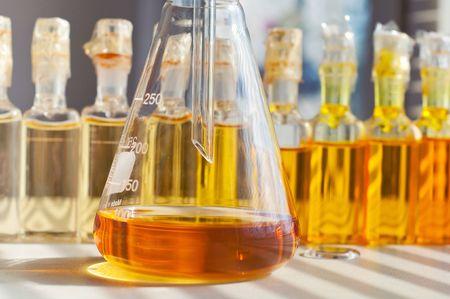 bio diesel: bio laboratory