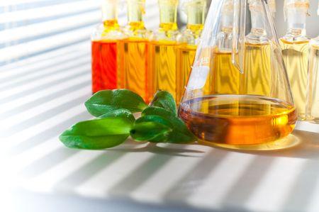 aromatic: bio laboratory