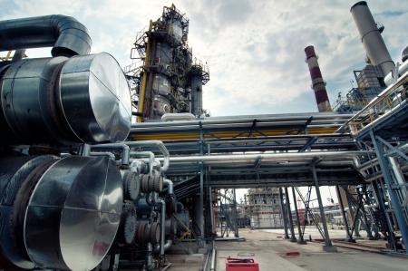 oil refinery Stock Photo - 5775481