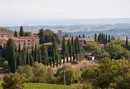 Chianti, Tuscany, Italy photo