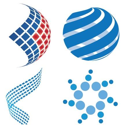 Business logo design Stock Photo - 12430751