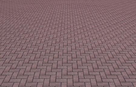 pavement tiles texture - top view