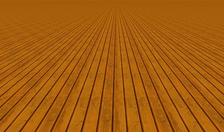 Vertical wooden planks close up view Stock Photo - 12865666