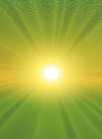 Sun light background - fully editable and can be re-size to any limit