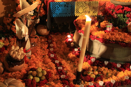 Day of the Dead Offering