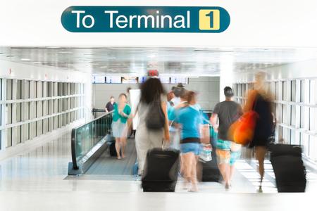 Airport Terminal Interior photo