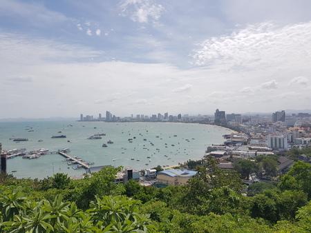 Bay of Pattaya.