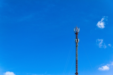 Cell phone towers  photo