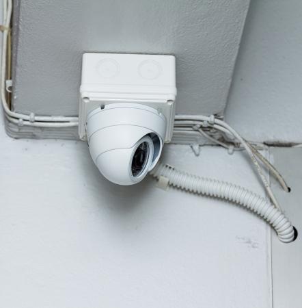 motion sensor: CCTV cameras installed in the building
