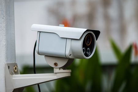 outdoor security cctv cameras  photo