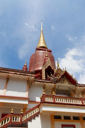 pattani thailand: Wathchanghai templo en Tailandia Pattani Est� abierto a la visita p�blica en las provincias del sur de Tailandia