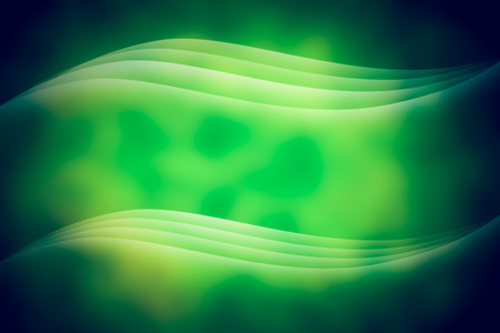 irish christmas: abstract green color background