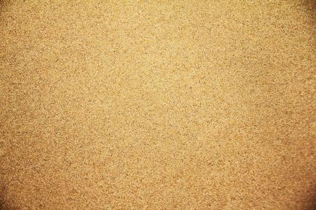 Sand texture de fond sur la plage. Banque d'images