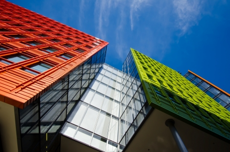 modern: Office building