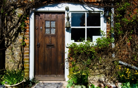 English Village Cottage photo