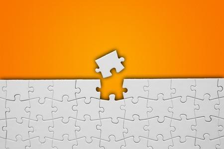 Jigsaw puzzle Фото со стока