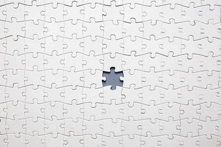 Jigsaw puzzle Banque d'images