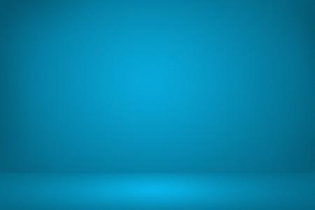 青の抽象的な背景。