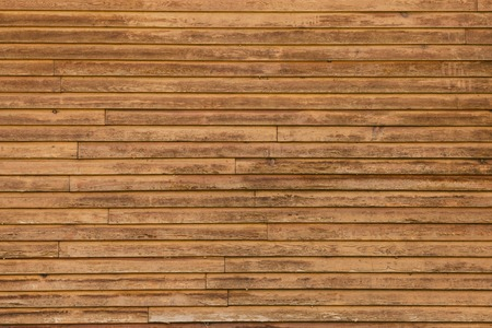 wood wall texture: Brown boards as a background. Stock Photo