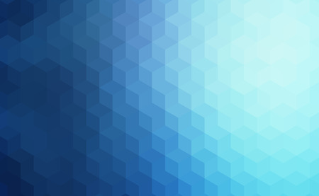 squares: Abstract blue geometric background.