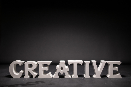 single word: Creative word single word.