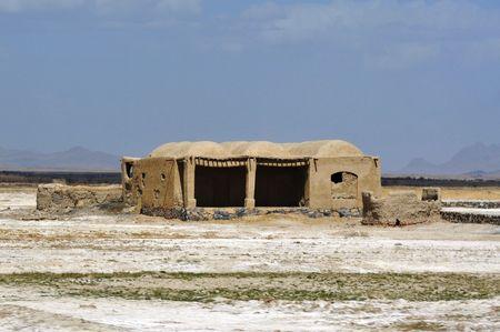 mud house: Mud House in Kandahar