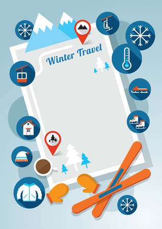 Snow, Travel and Vacation