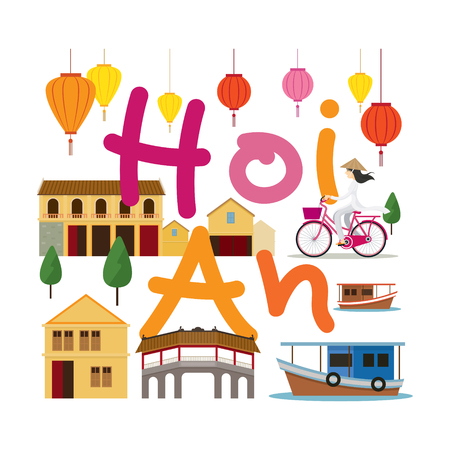 Hoi An Vietnam Travel and Attraction, Landmarks, Tourism and Traditional Culture