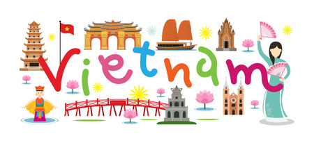 Vietnam Travel and Attraction, Landmarks, Tourism and Traditional Culture