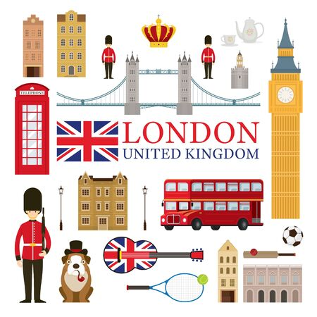 London, England and United Kingdom Tourist Attractions, Famous Place, Travel Destinations and Objects