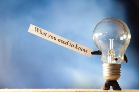 Lo que usted necesita saber