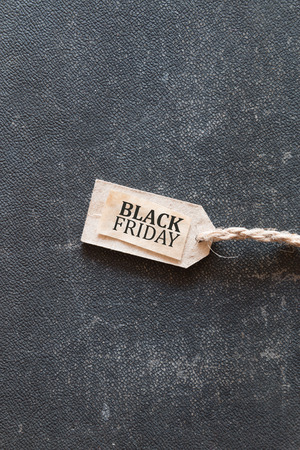 sellout: Black Friday, Inscription on the label