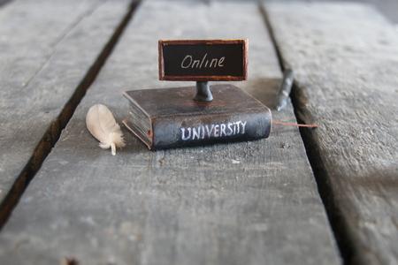 distance: distance education university