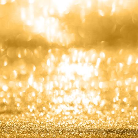 tarjeta de invitacion: Resumen de antecedentes festiva con efecto de brillo de oro brillante