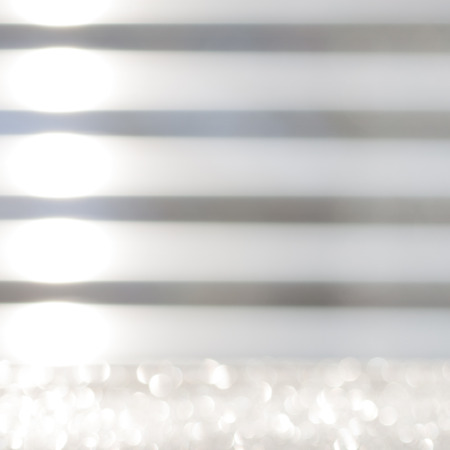Festive abstract background with shiny silver sparkle effect