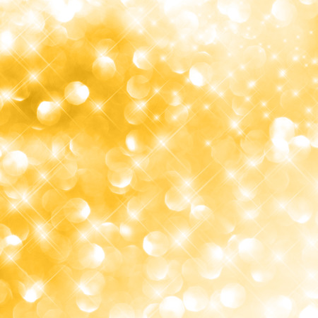 spiegelung: Festive background with shining glitter effect Stock Photo