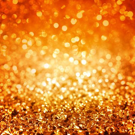 Festive background with shining glitter effect Stock Photo